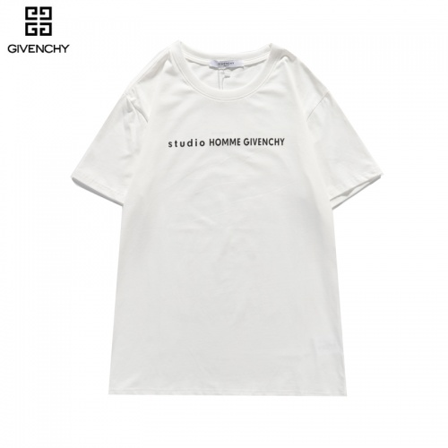 Replica Givenchy T-Shirts Short Sleeved For Men #836272 $29.00 USD for Wholesale