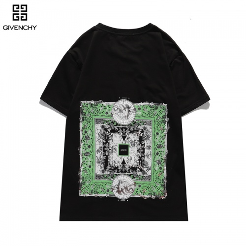 Givenchy T-Shirts Short Sleeved For Men #836273 $29.00, Wholesale Replica Givenchy T-Shirts