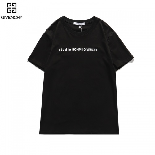 Replica Givenchy T-Shirts Short Sleeved For Men #836273 $29.00 USD for Wholesale