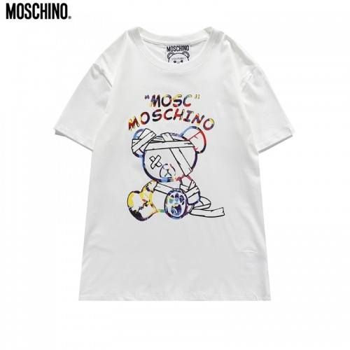 Moschino T-Shirts Short Sleeved For Men #836301
