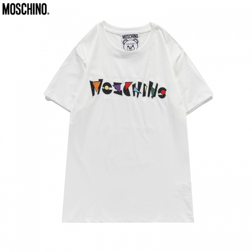 Moschino T-Shirts Short Sleeved For Men #836309