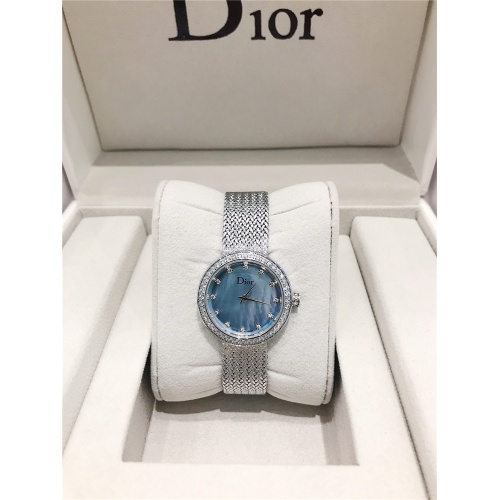 Christian Dior AAA Quality Watches For Women #836313 $96.00, Wholesale Replica Dior Quality Watches