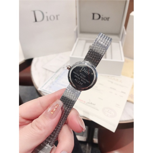 Replica Christian Dior AAA Quality Watches For Women #836313 $96.00 USD for Wholesale