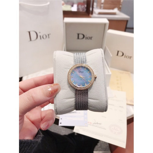 Christian Dior AAA Quality Watches For Women #836345