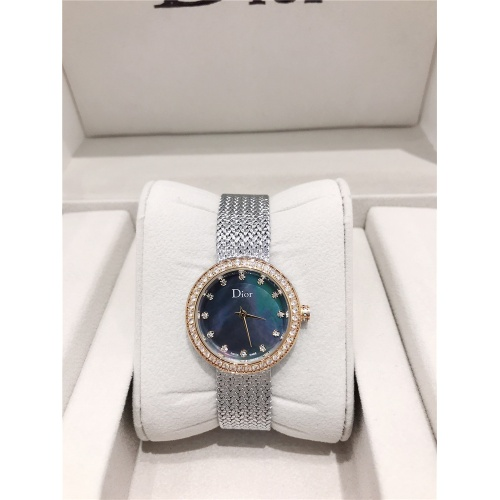 Christian Dior AAA Quality Watches For Women #836346 $96.00, Wholesale Replica Dior Quality Watches