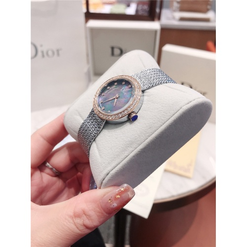 Replica Christian Dior AAA Quality Watches For Women #836362 $96.00 USD for Wholesale
