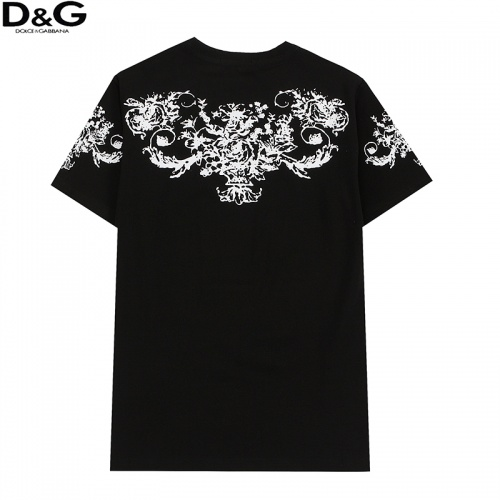 Replica Dolce & Gabbana D&G T-Shirts Short Sleeved For Men #836546 $29.00 USD for Wholesale