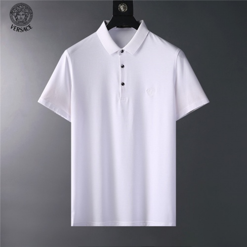 Versace T-Shirts Short Sleeved For Men #836557
