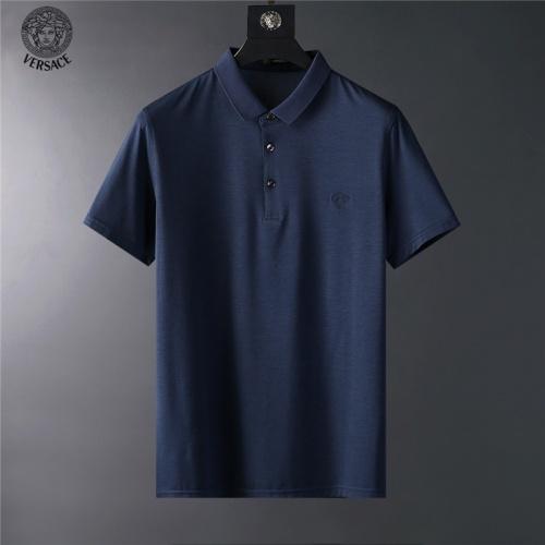 Versace T-Shirts Short Sleeved For Men #836558