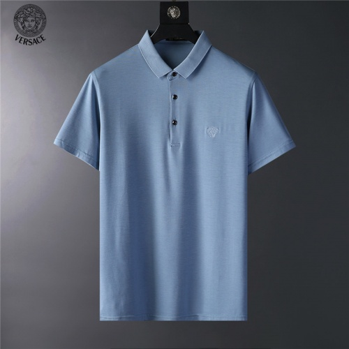 Versace T-Shirts Short Sleeved For Men #836559