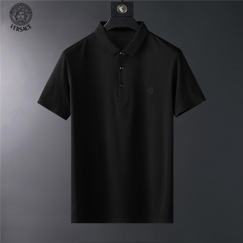 Versace T-Shirts Short Sleeved For Men #836560