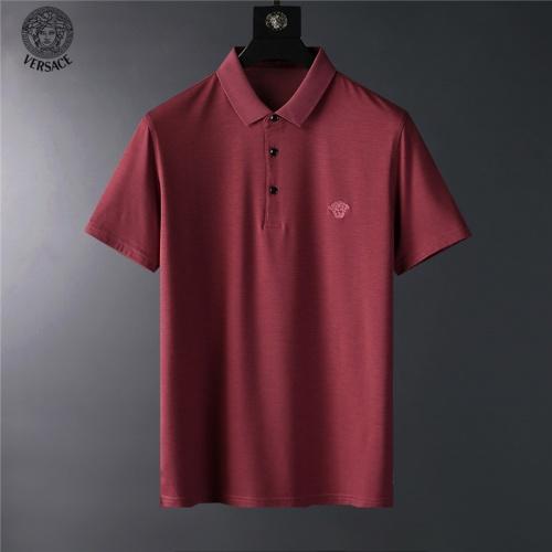 Versace T-Shirts Short Sleeved For Men #836561