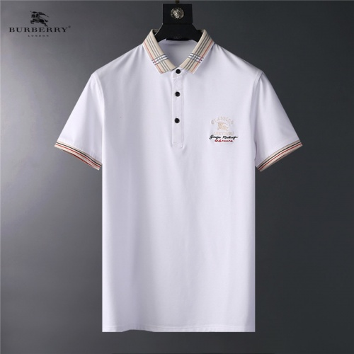 Burberry T-Shirts Short Sleeved For Men #836577