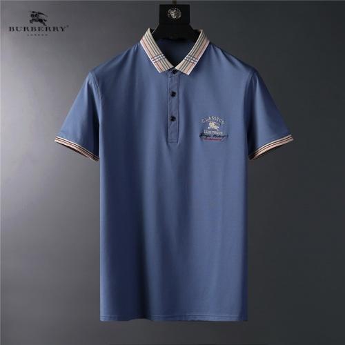 Burberry T-Shirts Short Sleeved For Men #836578