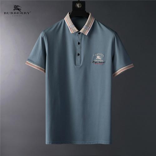Burberry T-Shirts Short Sleeved For Men #836580