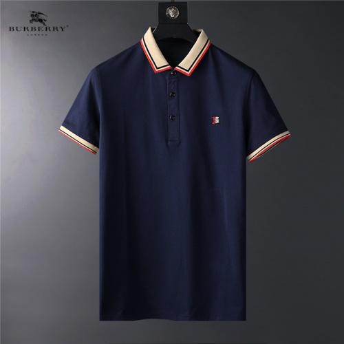 Burberry T-Shirts Short Sleeved For Men #836587