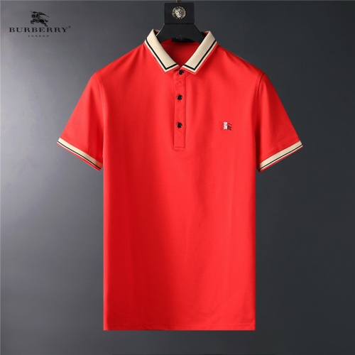 Burberry T-Shirts Short Sleeved For Men #836588