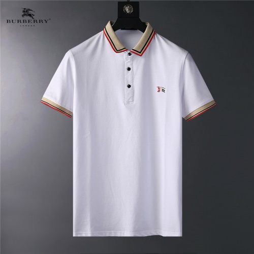 Burberry T-Shirts Short Sleeved For Men #836589