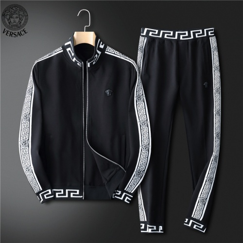 Versace Tracksuits Long Sleeved For Men #836609