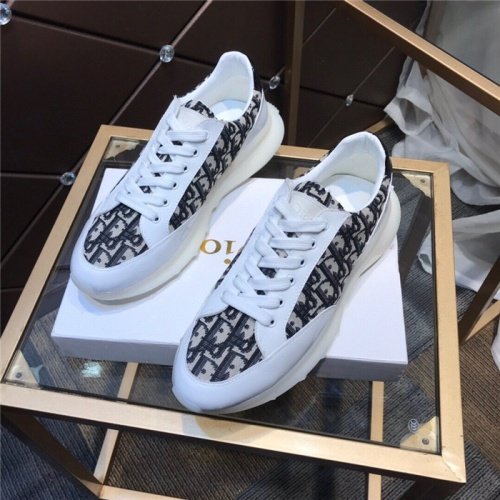 Christian Dior Casual Shoes For Men #836619