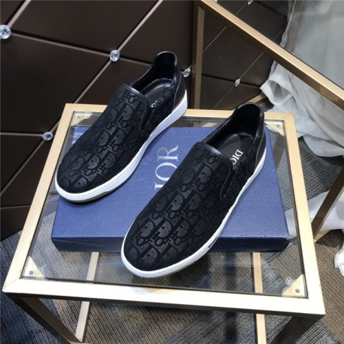 Christian Dior Casual Shoes For Men #836622