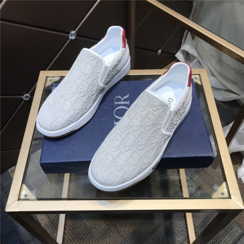 Christian Dior Casual Shoes For Men #836623