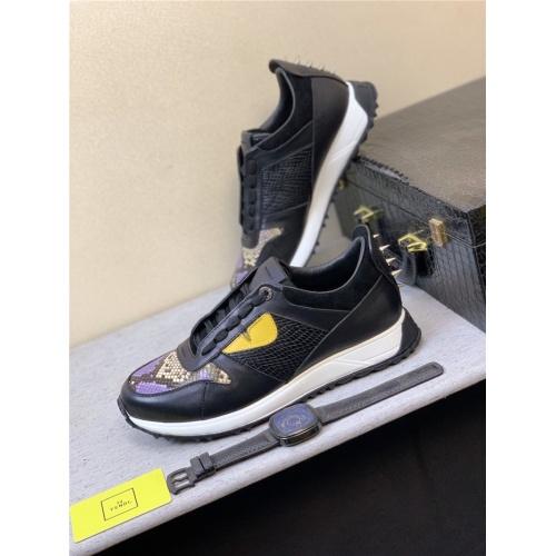 Fendi Casual Shoes For Men #836626