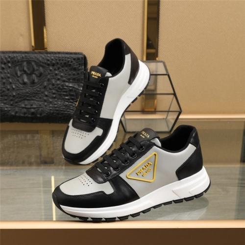 Prada Casual Shoes For Men #836642