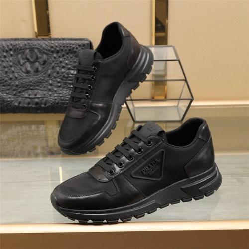 Prada Casual Shoes For Men #836643
