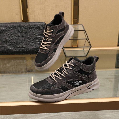 Prada Casual Shoes For Men #836644
