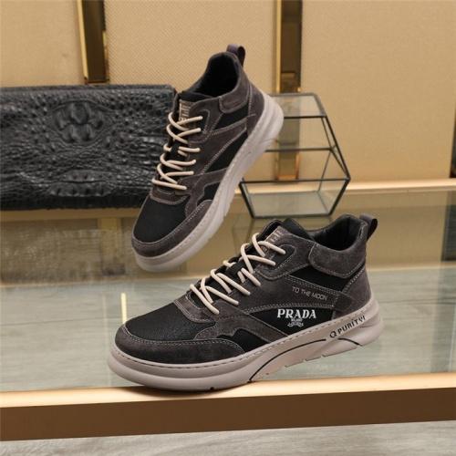 Prada Casual Shoes For Men #836644