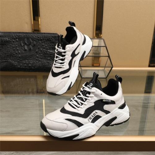 Prada Casual Shoes For Men #836646