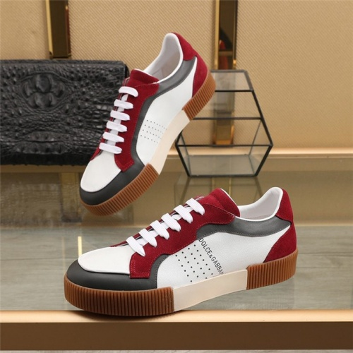 Dolce & Gabbana D&G Casual Shoes For Men #836657