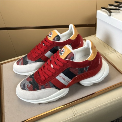 Moncler Casual Shoes For Men #836707