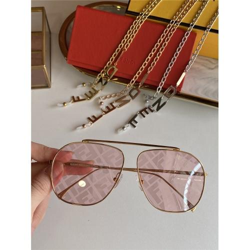 Fendi AAA Quality Sunglasses #836715