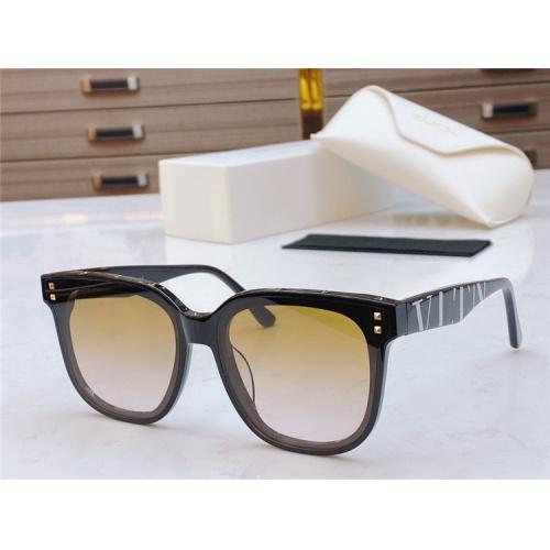 Valentino AAA Quality Sunglasses #836733 $48.00 USD, Wholesale Replica Valentino AAA Sunglasses