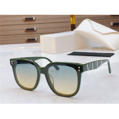 Valentino AAA Quality Sunglasses #836738 $48.00 USD, Wholesale Replica Valentino AAA Sunglasses