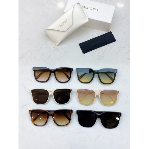 Replica Valentino AAA Quality Sunglasses #836738 $48.00 USD for Wholesale