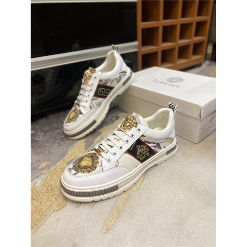 Versace Casual Shoes For Men #836744