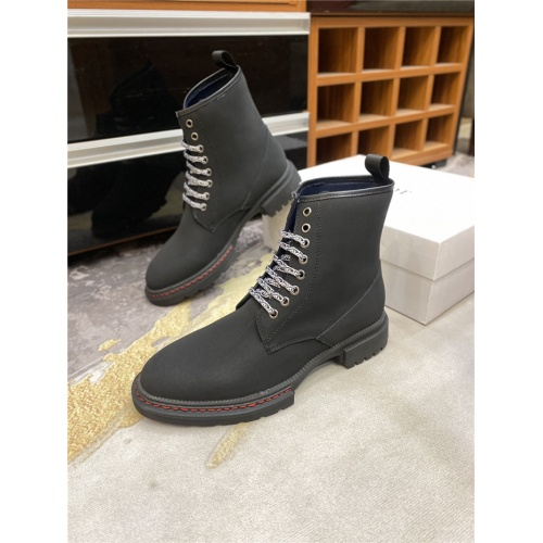 Christian Dior Boots For Men #836757