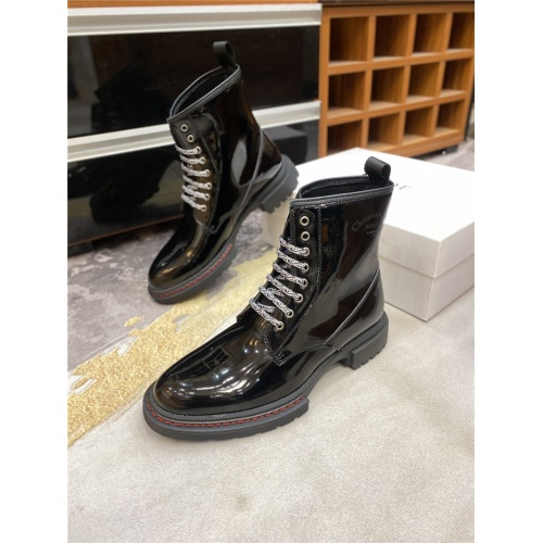 Christian Dior Boots For Men #836758