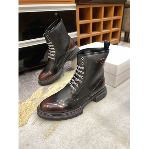 Christian Dior Boots For Men #836759