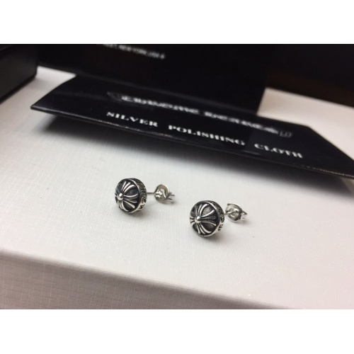 Chrome Hearts Earring #836801 $24.00 USD, Wholesale Replica Chrome Hearts Earring