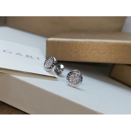 Bvlgari Earrings #836805 $25.00, Wholesale Replica Bvlgari Earrings