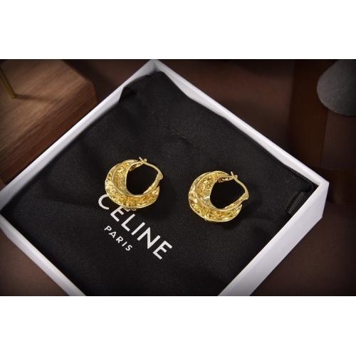 Celine Earrings #836857 $32.00 USD, Wholesale Replica Celine Earrings