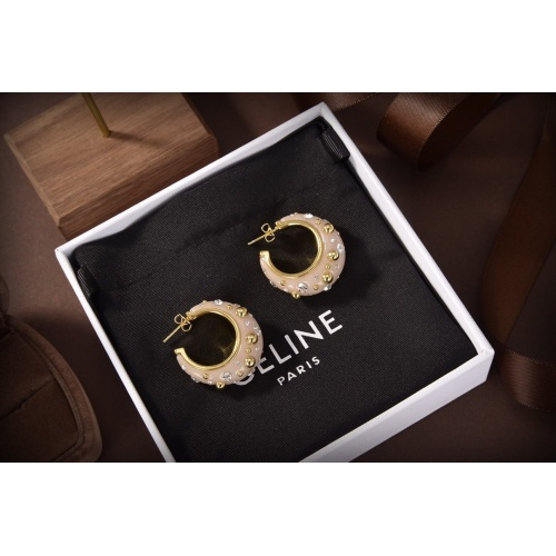 Celine Earrings #836866 $36.00 USD, Wholesale Replica Celine Earrings