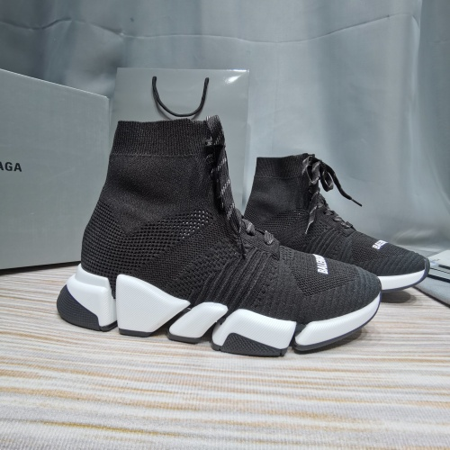Balenciaga High Tops Shoes For Men #836869