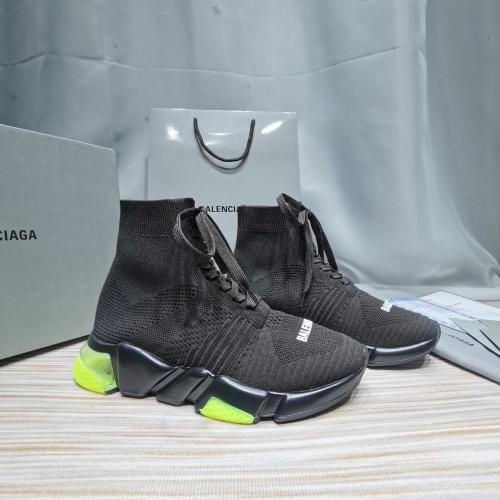 Balenciaga High Tops Shoes For Women #836871