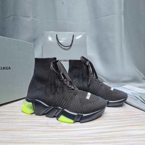 Balenciaga High Tops Shoes For Men #836873