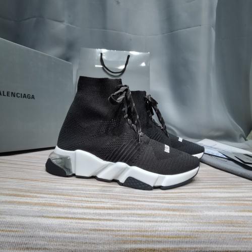 Balenciaga High Tops Shoes For Men #836874
